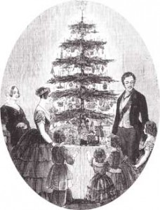 Queen Victoria and Christmas Tree 2